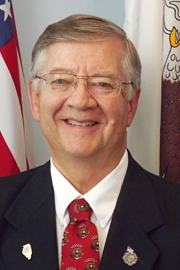 Photograph of  Representative  Donald L. Moffitt (R)