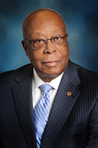 Photograph of  Representative  Eddie Lee Jackson, Sr. (D)