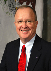 "Photograph of Representative  </span><span class=""heading notranslate"">Ron Stephens (R)"