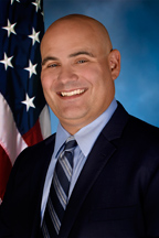 Photograph of  Representative  Jonathan Carroll (D)