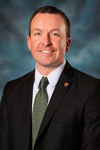 Photograph of  Senator  Andy Manar (D)