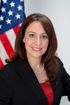 Photograph of  Representative  Maria Antonia Berrios (D)