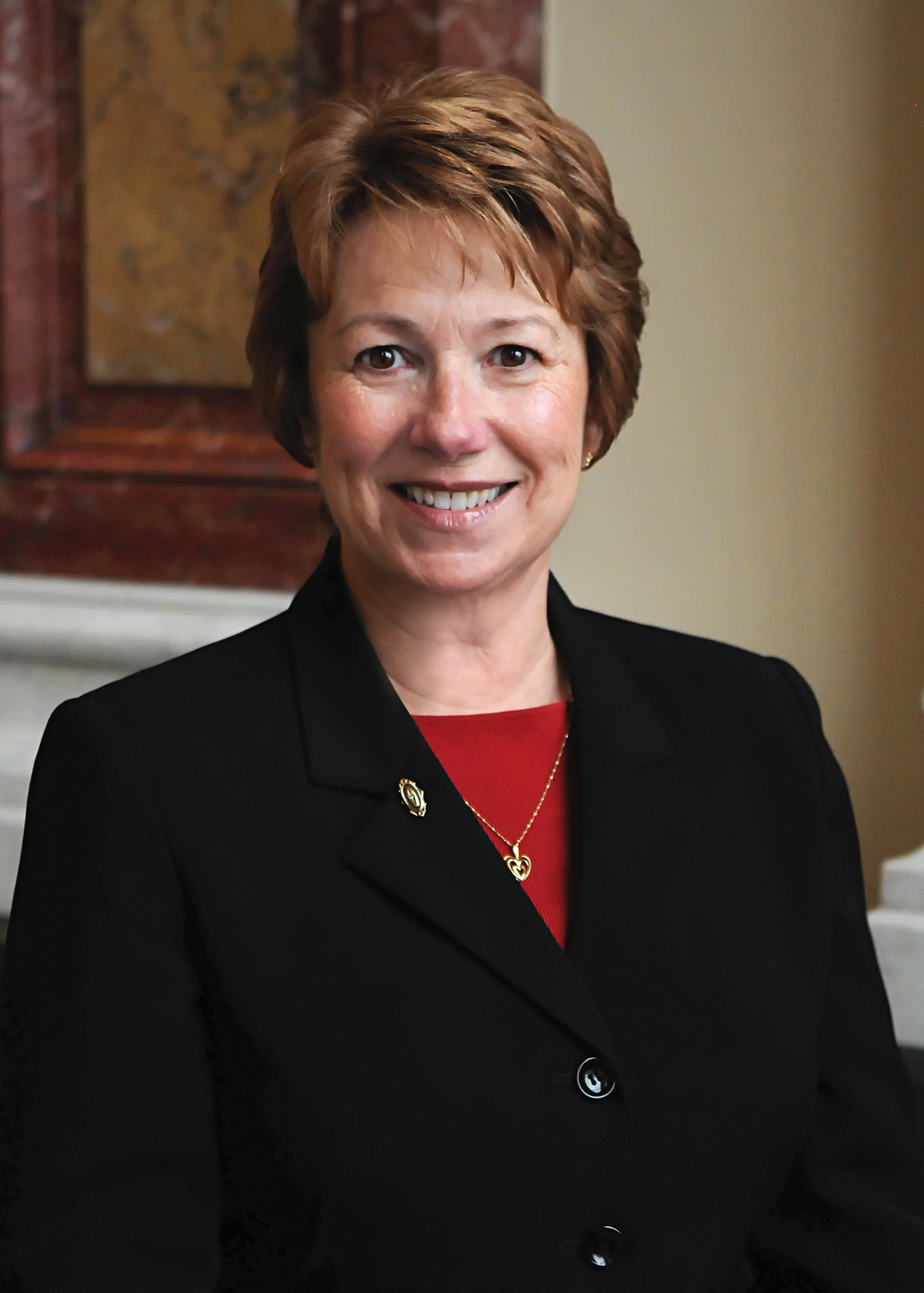 Photograph of  Senator  M. Maggie Crotty (D)