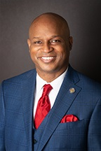 "Photograph of Representative  </span><span class=""heading notranslate"">Emanuel Chris Welch (D)"