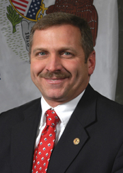 "Photograph of Representative  </span><span class=""heading notranslate"">Mike Bost (R)"