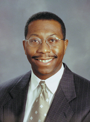Photograph of Representative  Calvin L. Giles (D)