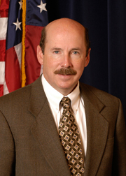 Photograph of  Representative  George Scully, Jr. (D)