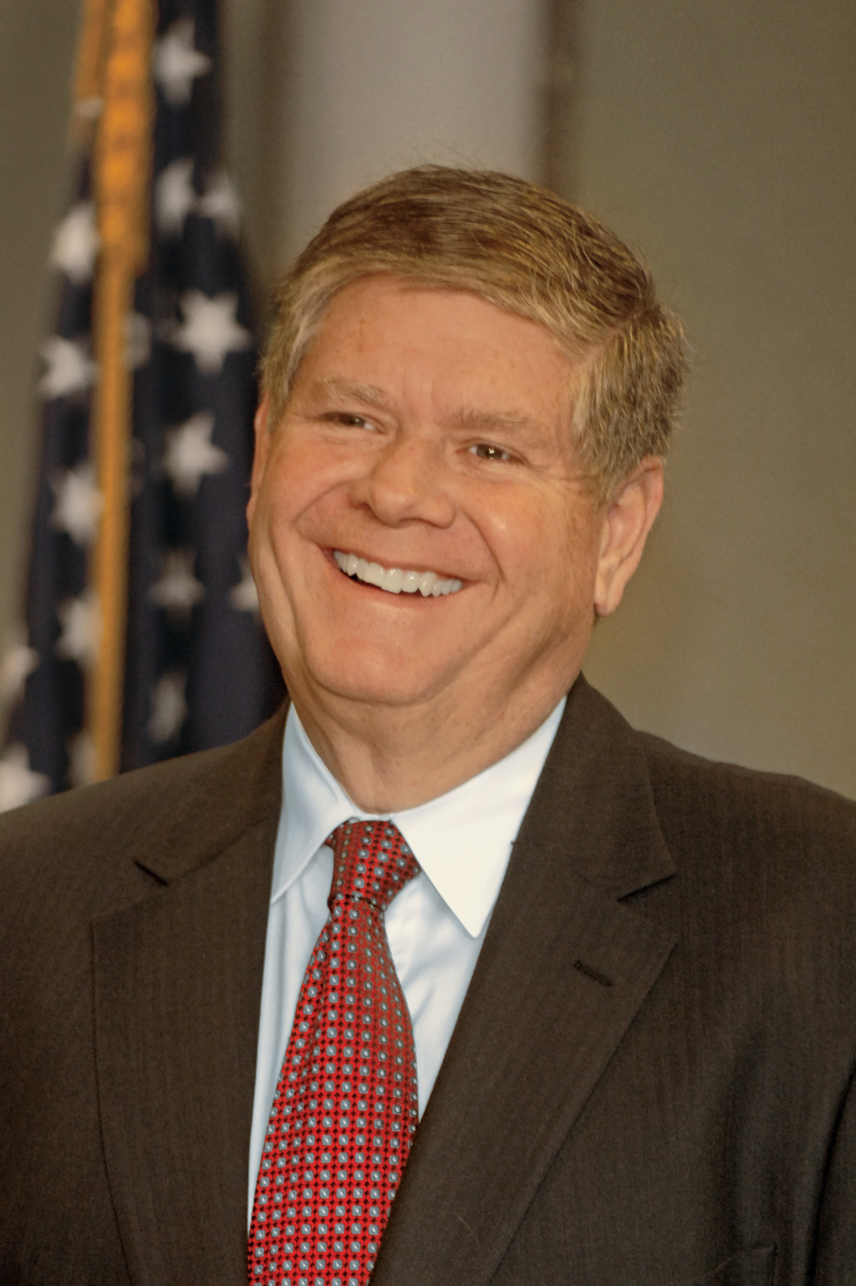 Photograph of  Senator  Jim Oberweis (R)