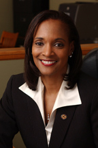 Photograph of  Representative  Camille Y Lilly (D)