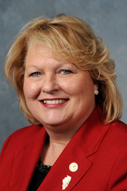 Photograph of Representative  Terri Bryant (R)