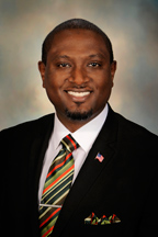Photograph of Representative  Maurice A. West, II (D)