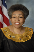 Photograph of Representative  Constance A. Howard (D)