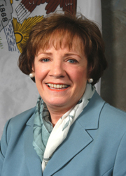 Photograph of  Representative  Eileen Lyons (R)