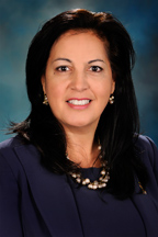 Photograph of Representative  Linda Chapa LaVia (D)