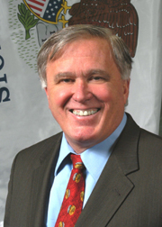 Photograph of  Representative  Mark H. Beaubien, Jr. (R)