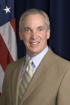 Photograph of Representative  Daniel J. Burke (D)