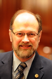 Photograph of Representative  Mike Fortner (R)