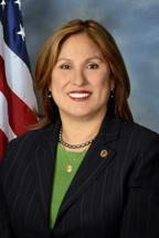Photograph of Representative  Cynthia Soto (D)