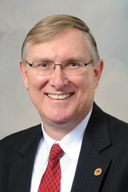 Photograph of  Representative  Brian W. Stewart (R)